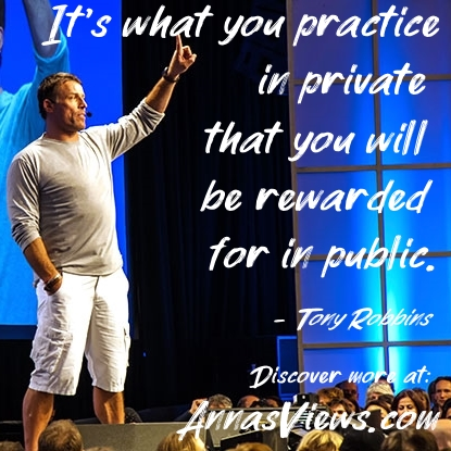best quote by tony robbins