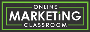 Online marketing classroom