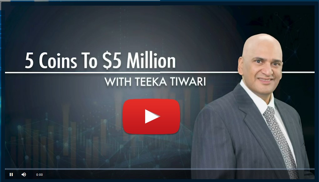 teeka tiwari 5 coins revealed