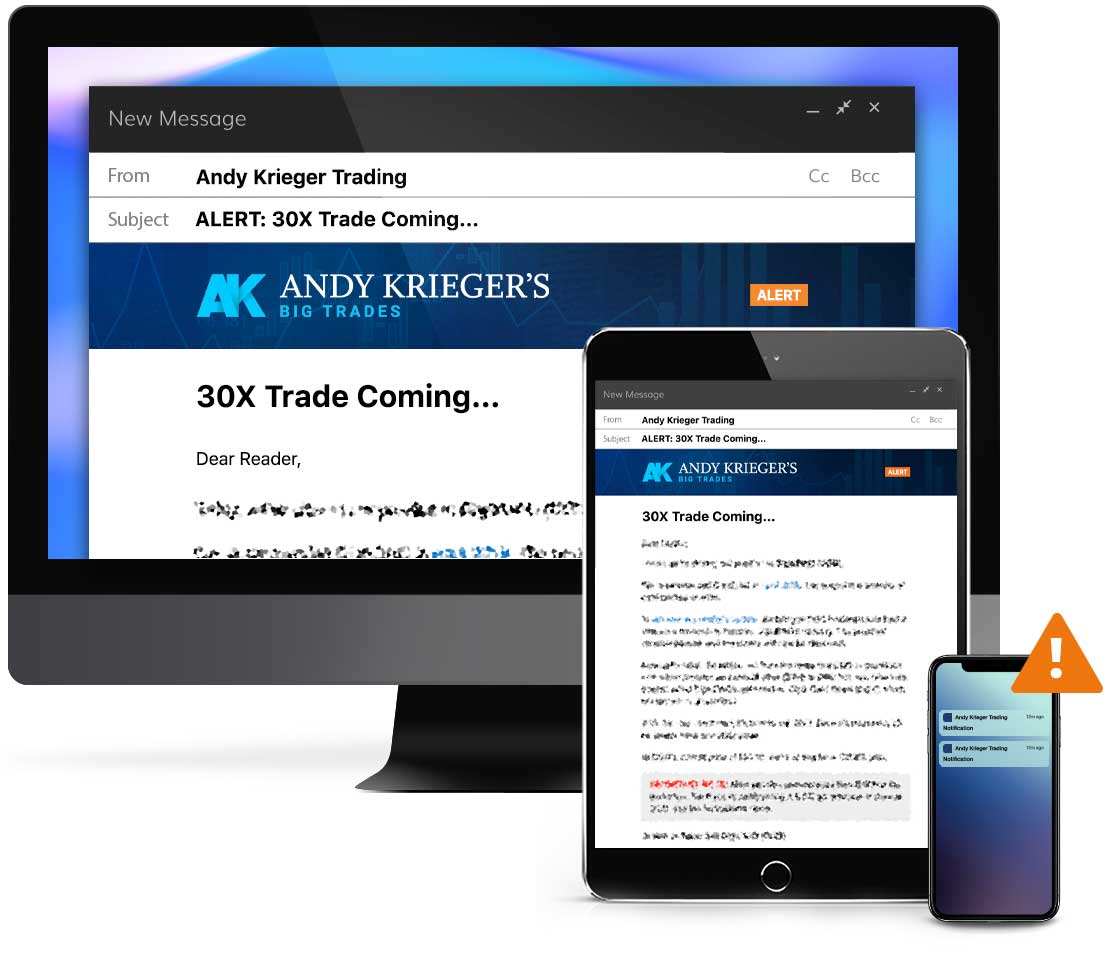 Andy Krieger's Big Trades Research Service