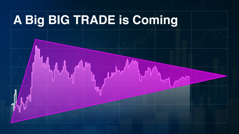 Big Big Trade Event by Andy Krieger
