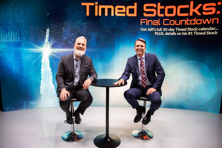 Jeff Brown's Timed Stocks Final Countdown Summit