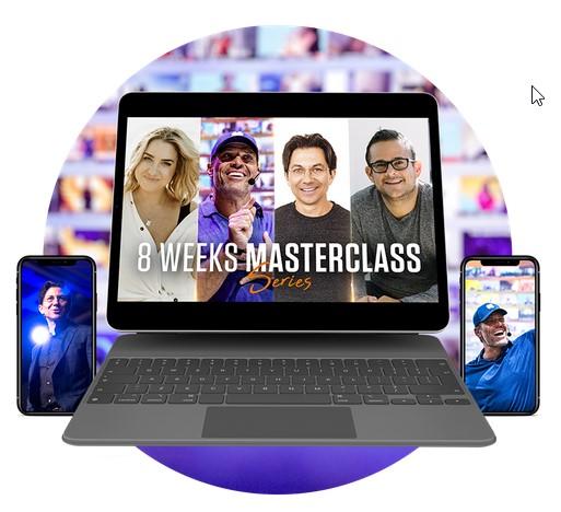 8 weeks masterclass series