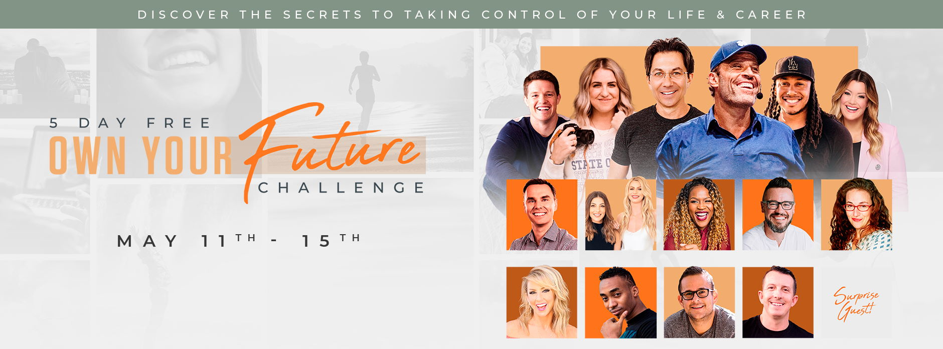 tony robbins virtual events own your future challenge 2021