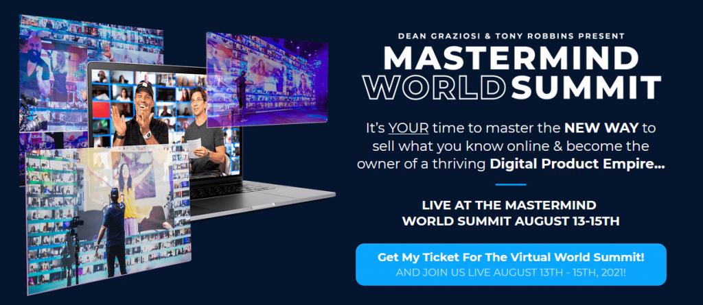 mastermind world summit
