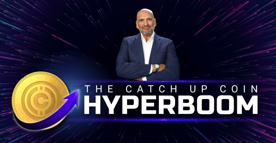hyperboom crypto catch up coin
